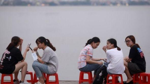 Giới trẻ ở Hà Nội