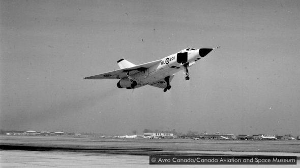 Avro Canada/Bảo tàng hàng không vũ trụ Canada