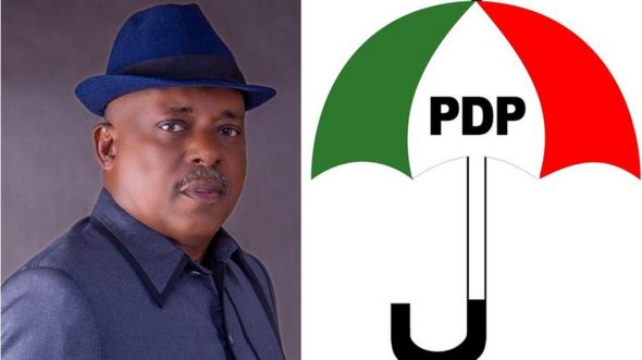 PDP Chair Uche Secondus