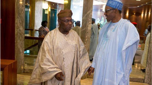 Obasanjo da Buhari