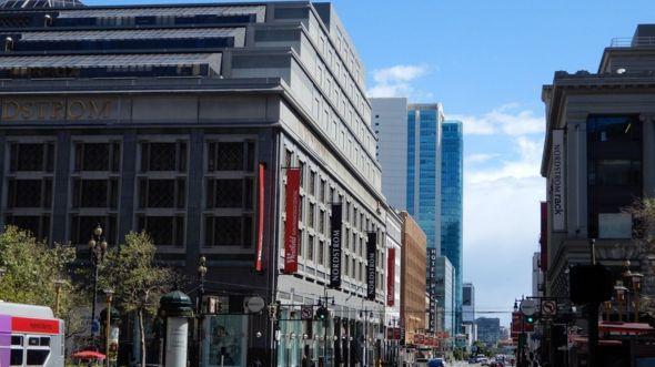 Đường phố San Francisco trong những ngày phòng chống dịch Cô Vi