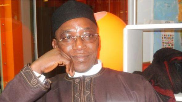 Ministan matasa da wasanni na Najeriya, Barista Solomon Dalung.