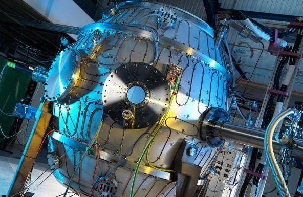 Spherical Fusion reactor