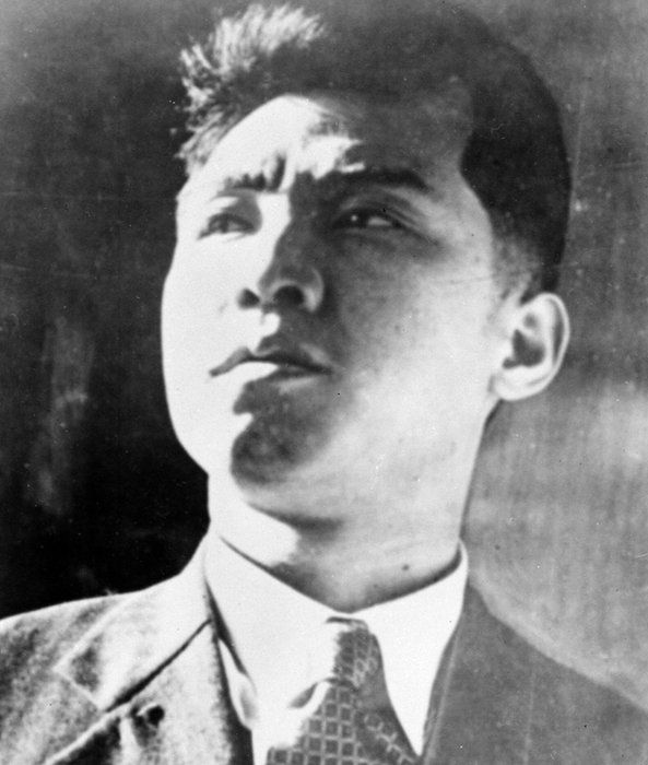 Kim il Sung - Photo from 1950