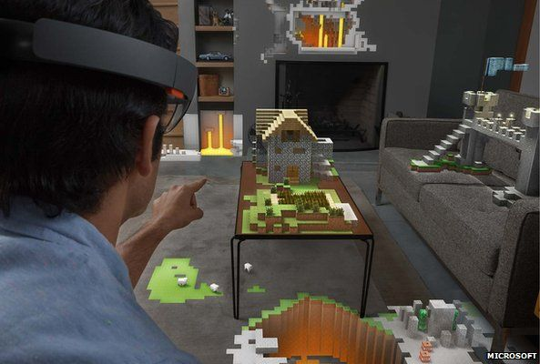 Minecraft demo