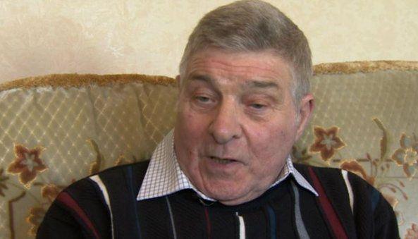 Victim Stephen Bannister