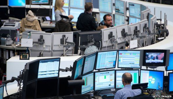 DAX stock exchange