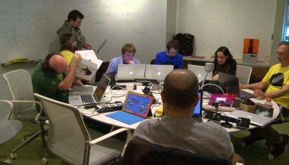 Music hackathon