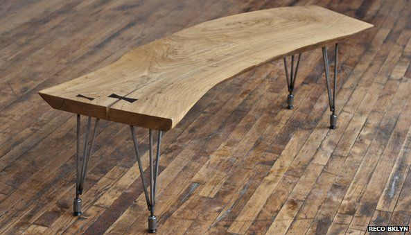 Re-Co Bklyn table