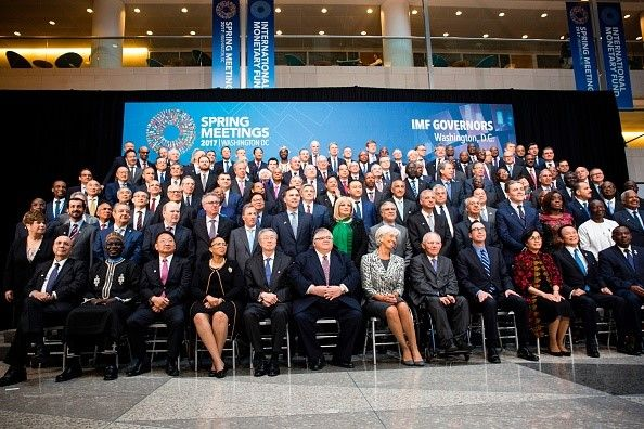 IMF governors