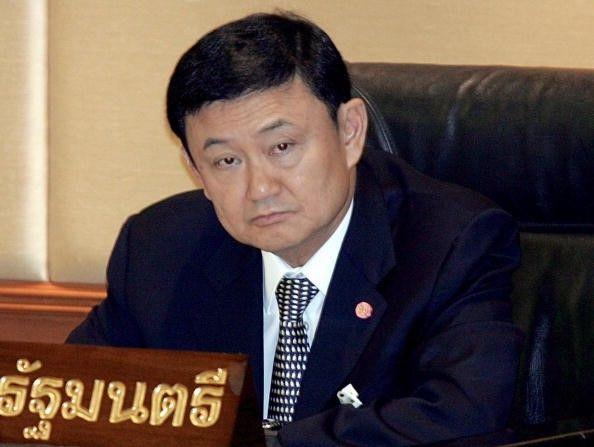 Thaksin Shinawatra.,former Thai PM, 15 June 2005