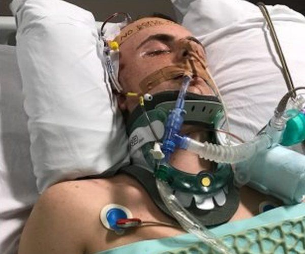 Alfie O'Keefe hit and run victim