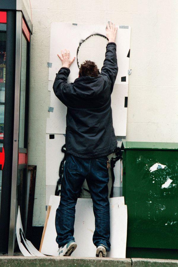 Banksy photo