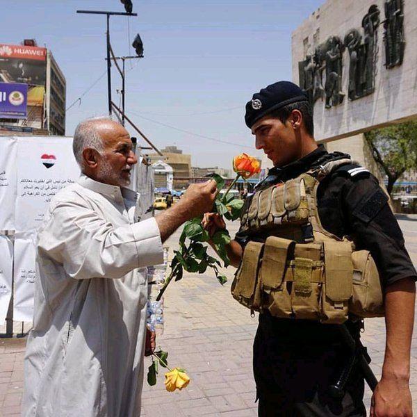 Photo from Everyday Iraq page