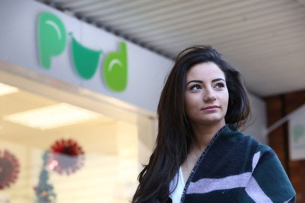Children's retail entrepreneur Frances Bishop