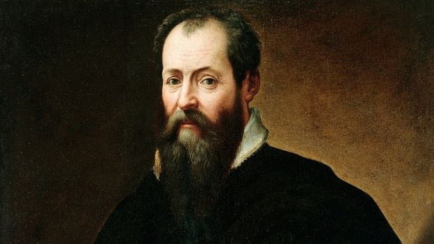 Autorretrato de Giorgio Vasari