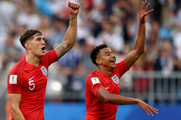 Ingleses celebran