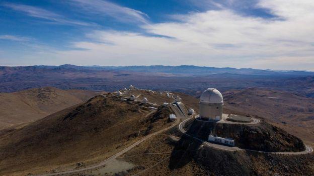 Observatorio Austral Europeo.