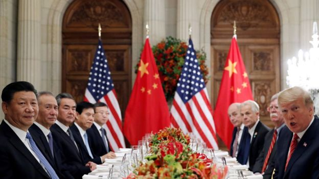 ترامب: الهدنة في المواجهة التجارية مع الصين قد تمدد لما بعد فترة 90 يوما