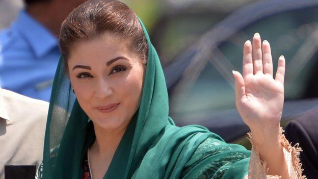 مريم شريف إبنة رئيس الوزراء الباكستاني
