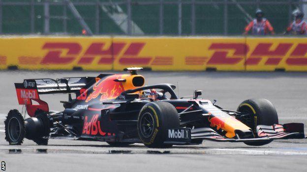 Lewis Hamilton Wins Mexican Gp But Must Wait For F1 Title Bbc Sport