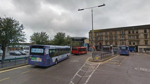 Partick Bus Station
