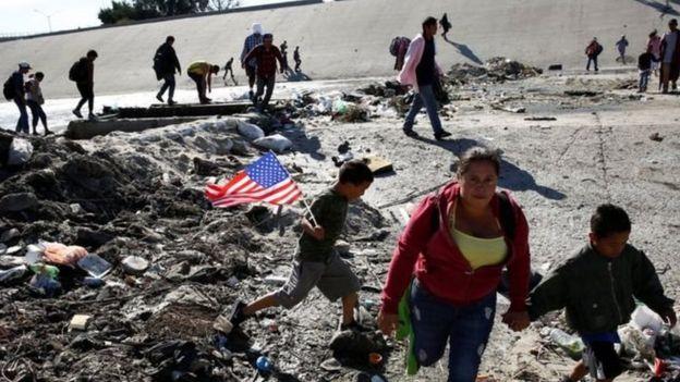 ABD-Meksika sınırı