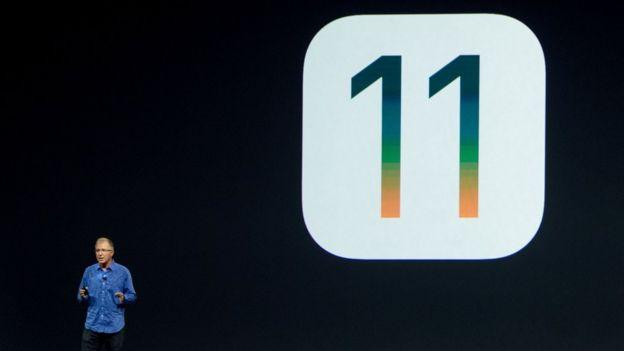 Presentación de iOS 11