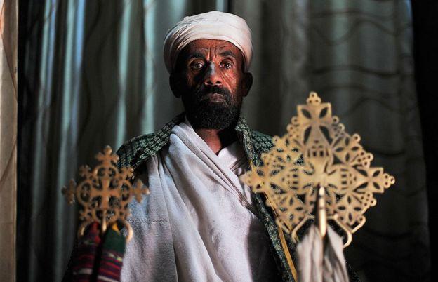 Cristão ortodoxo da Etiópia