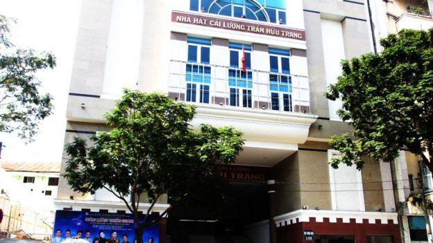 Nhà hát cải lương Trần Hữu Trang