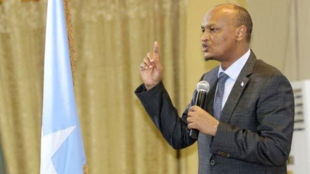 Xukuumadda Soomaaliya: Somaliland waxay diidday in Abiy