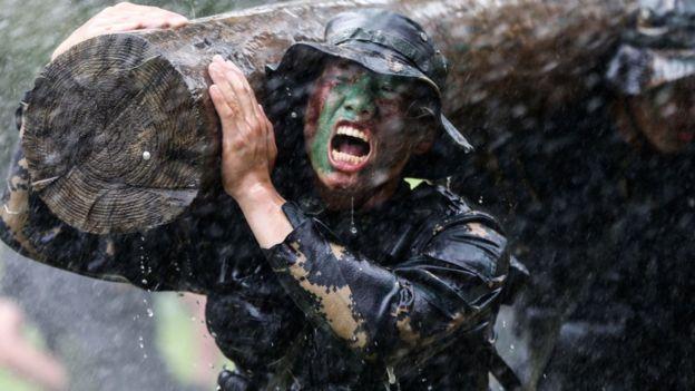 Trung Quốc, quân đội