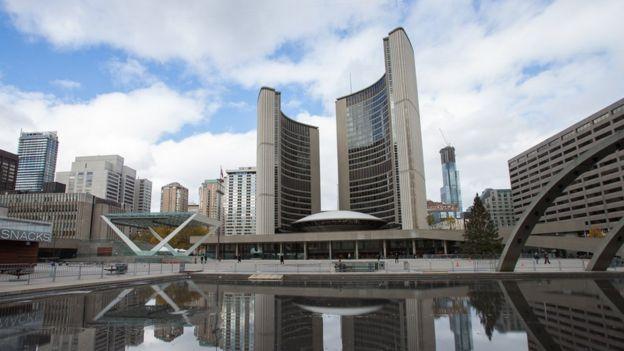 Alcaldía de Toronto