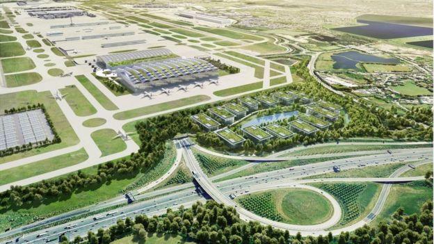 Heathrow third runway plans