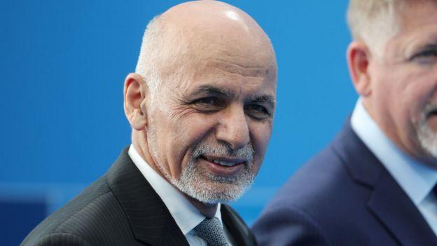أعضاء حلف الناتو يناقشون الصراع في أفغانستان بحضور الرئيس أشرف غني