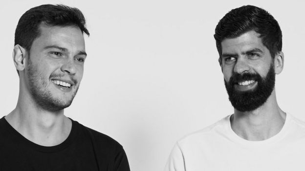 Arquitetos Gustavo Ultrabo e Pedro Duschenes