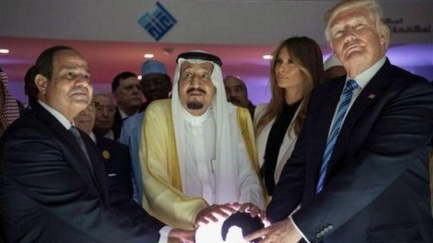 Estados Unidos e Israel apoiam a Arábia Saudita no conflito com o Irã