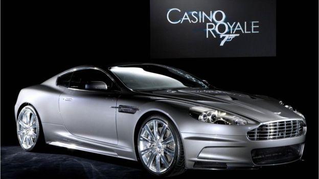 Aston Martin Revs Up For London Listing BBC News - Pics of aston martin car