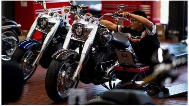 Harley-Davidson đang chuyển một số sản xuất ra nước ngoài để lách thuế quan thương mại