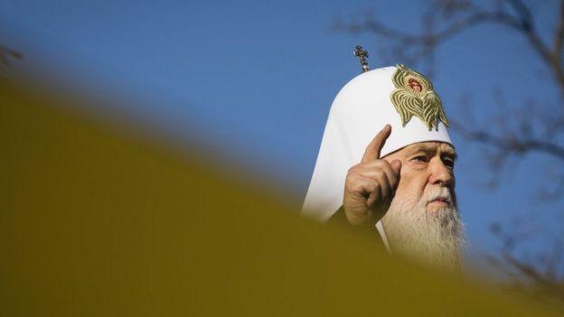 Патріарх УПЦ Київського патріархату Філарет