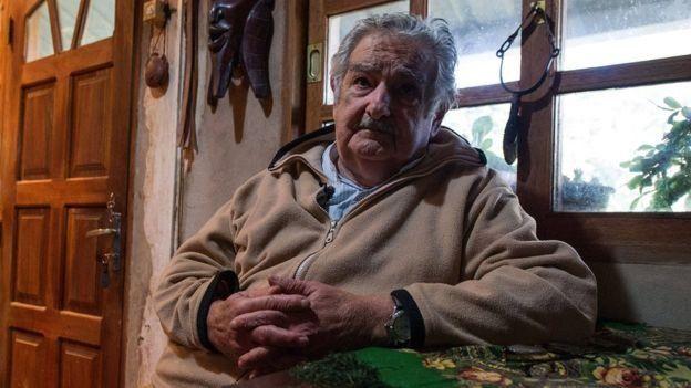 乌拉圭前总统何塞·穆希卡