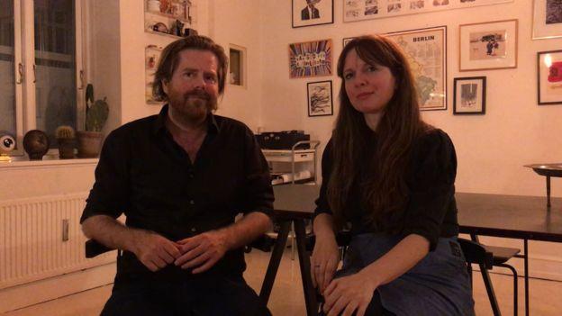 Co-directors Janus Metz and Sine Plambech