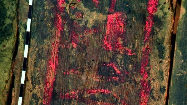 """كشف الفحص عن اسم """"ارتهورو""""، الذي كان اسما شائعا للرجال في مصر قديما، ويعني """"عين حورس على أعدائي"""""""