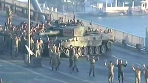 Turkey coup: What is Gulen movement and what does it want