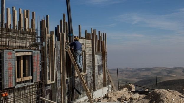 Các khu định cư Israel bị quốc tế lên án rộng rãi