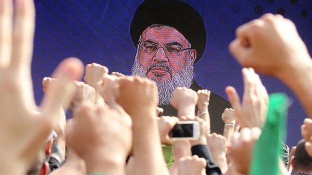 مؤيدون لحزب الله اللبناني