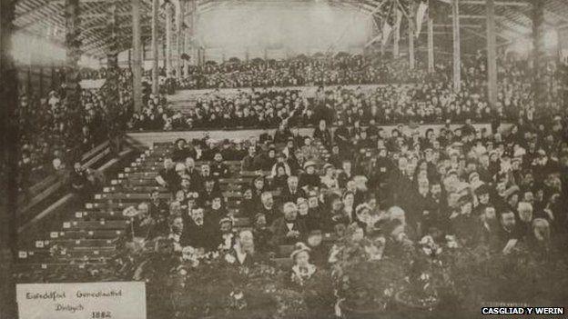 Eisteddfod Dinbych 1882