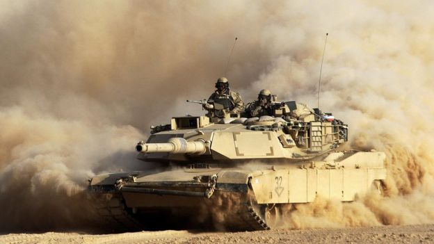 Irak savaşı