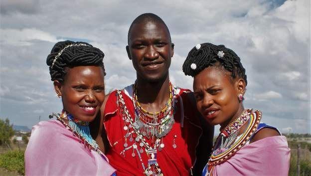 L'heureux élu et ses deux femmes