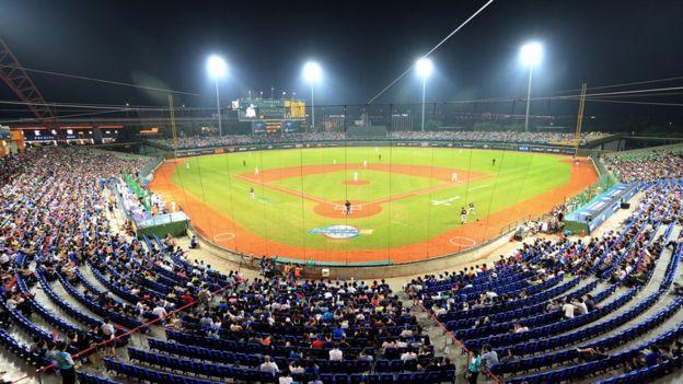 台中國際棒球場